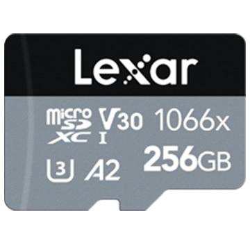 Lexar Professional 1066x microSDXCカード 256GB (並行輸入品) LMS1066256G-BNANG