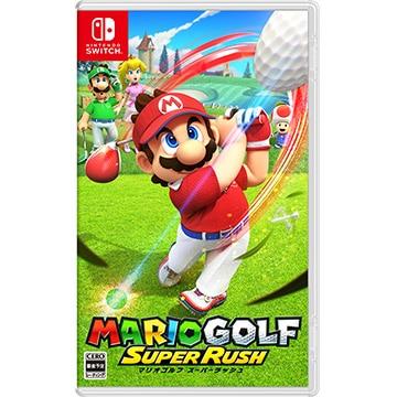 任天堂 [Switch] マリオゴルフ スーパーラッシュ