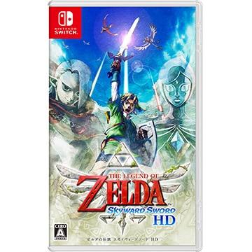 任天堂 [Switch] ゼルダの伝説 スカイウォードソード HD