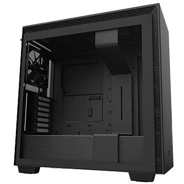 NZXT PCケース HH710 Extended ATX対応ミドルケース [ Black & Black ] CA-H710B-B1