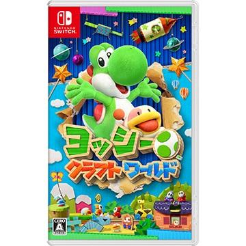 任天堂 ■[Switch]ヨッシークラフトワールド