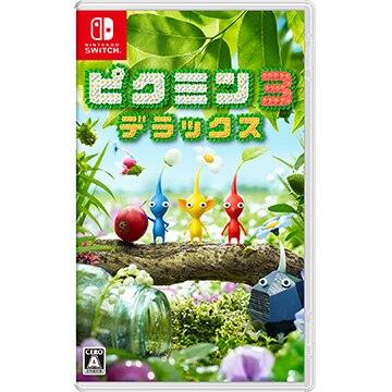 任天堂 ■[Switch]ピクミン3 デラックス
