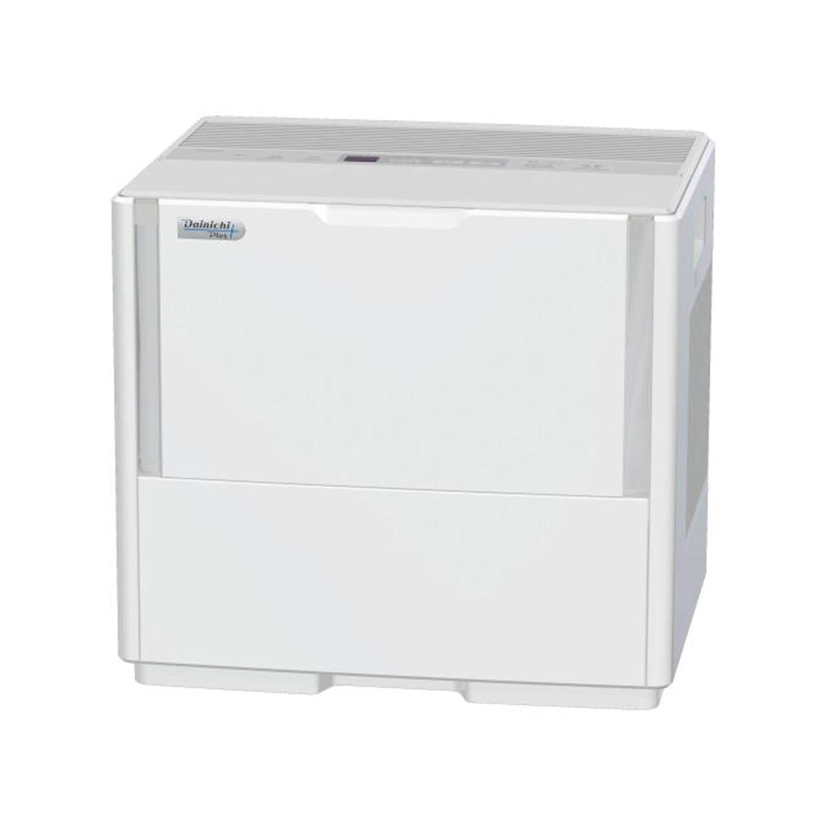 ダイニチ工業 ハイブリッド式加湿器(プレハブ洋室42畳/木造和室25畳まで) ホワイト HD-1500F-W