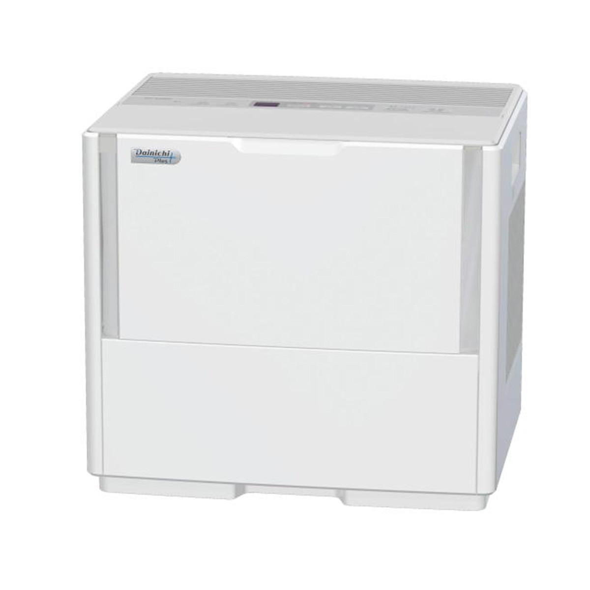 ダイニチ工業 ハイブリッド式加湿器(プレハブ洋室67畳/木造和室40畳まで) ホワイト HD-2400F-W