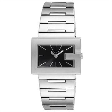 <ひかりTV>【送料無料 + ポイント10倍】■腕時計 Gレクタングル ブラック YA100519画像