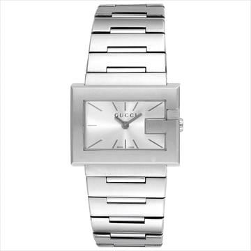 <ひかりTV>【送料無料 + ポイント10倍】■腕時計 Gレクタングル シルバー YA100520画像