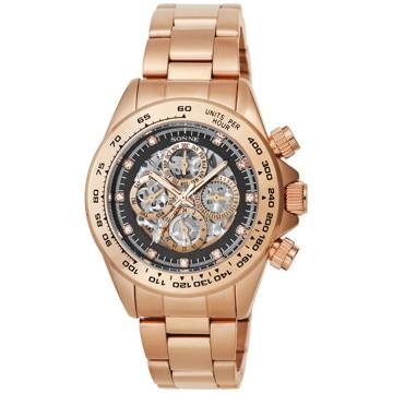 <ひかりTV>【送料無料 + ポイント10倍】■腕時計 S159ブレス スケルトン S159PGB画像