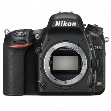 ニコン デジタル一眼レフカメラ ボディ D750