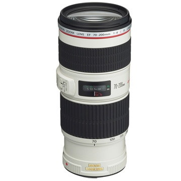 レンズ EF70-200mm F4L IS USM