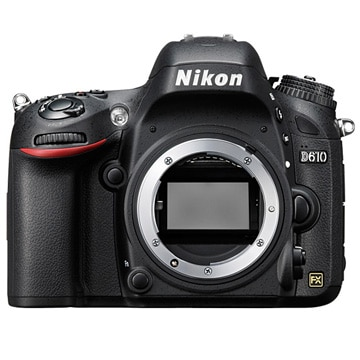 ニコン D610 デジタル一眼レフカメラ ボディ D610