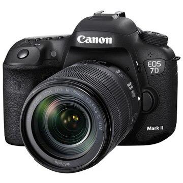 CANON EOS 7D Mark II EF-S18-135 IS USM レンズキット EOS7DMK2LKWE1