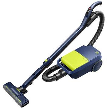 SHARP 【自走式ブラシ搭載】 紙パック式掃除機 イエロー EC-KP15P-Y