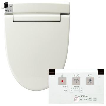 LIXIL INAX RTシリーズ 温水洗浄便座 シャワートイレ オフホワイト CW-RT10/BN8