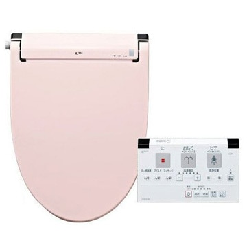 LIXIL INAX 温水洗浄便座 シャワートイレ RWシリーズ ピンク CW-RW30/LR8