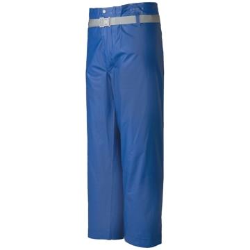 ロゴス ■エイム・アクティバ ズボン ブルー LL