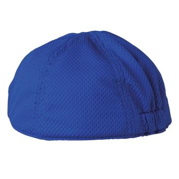 ロゴスコーポーレーション ■汗取り帽子 ブルー フリー