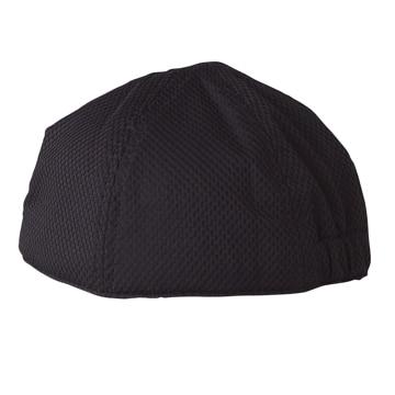 ロゴス ■汗取り帽子 ブラック フリー