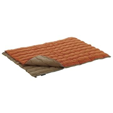 ロゴス ■2in1・Wサイズ丸洗い寝袋・2