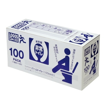 ■LLL パームトイレ(100pack)