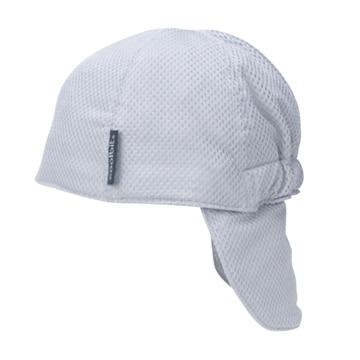 ロゴスコーポレーション ■冷え帽 グレー フリー