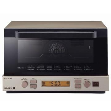 コイズミ ●スモークトースター KCG-1201/N