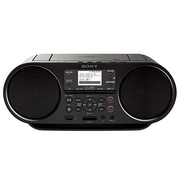 SONY USB/Bluetooth対応CDラジオ ZS-RS81BT