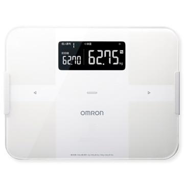 オムロン 体重体組成計 カラダスキャン ホワイト HBF-255T-W