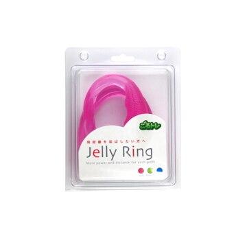 <ひかりTV>【ポイント8倍】■ごるトレ Jelly Ring GT-1305 ピンク GT-1305画像