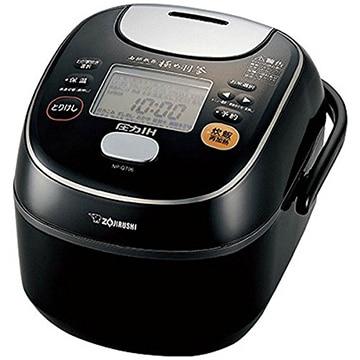 象印 圧力IH炊飯器 極め炊き 一人暮らし 3.5合炊き プライムブラック NP-QT06-BZ