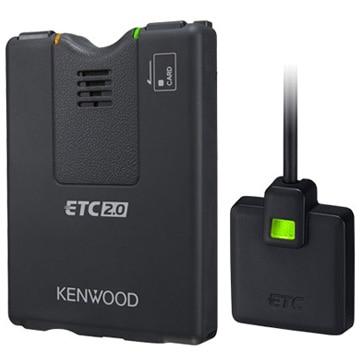 JVCケンウッド 彩速ナビ 連動型 ETC2.0車載器 ETC-N3000