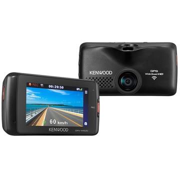 ケンウッド 高精細370万画素録画 ドライブレコーダー Wifi・HDR・運転支援機能搭載 DRV-W630