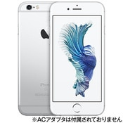 【APPLE認定CPO品】 iPhone 6S 16GB Silver(ACアダプタ別売)