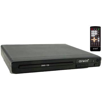 アーウィン DVDプレーヤー ASD-200C