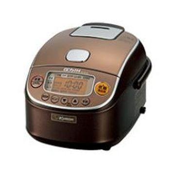 象印 圧力IH炊飯器 極め炊き 3合炊き ブラウン NP-RL05-TA
