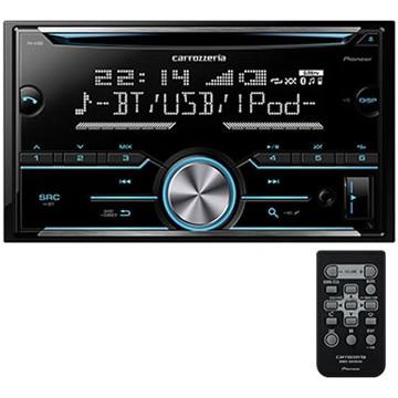 パイオニア CD/Bluetooth/USB/チューナーメインユニット(2DIN) FH-4400