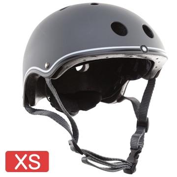 <ひかりTV>【ポイント10倍】【日本正規代理店品】GLOBBER(グロッバー) キッズ用ヘルメット XS( 51-54cm) グレー WKGB500118画像
