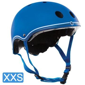 <ひかりTV>【ポイント10倍】【日本正規代理店品】GLOBBER(グロッバー) キッズ用ヘルメット XXS( 48-51cm) ネイビーブルー WKGB504100画像