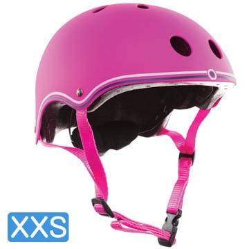 <ひかりTV>【ポイント10倍】【日本正規代理店品】GLOBBER(グロッバー) キッズ用ヘルメット XXS( 48-51cm) ディープピンク WKGB504114画像