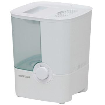 アイリス 加熱式加湿器 アロマ対応 グリーン SHM-4LU-G