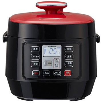 小泉成器 マイコン電気圧力鍋 KSC-3501/R