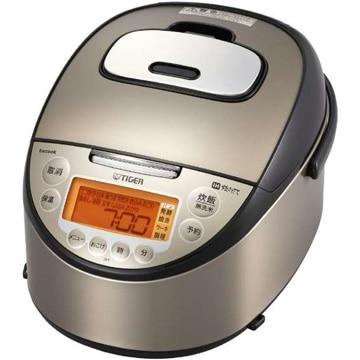 タイガー魔法瓶 IH炊飯器 炊きたて 5.5合炊き JKT-J101-TP