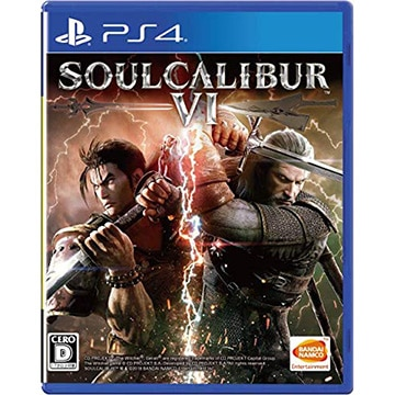[PS4] SOULCALIBUR VI