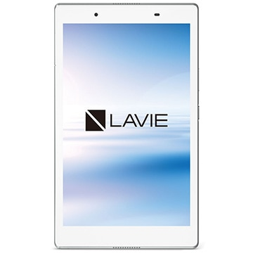 LAVIE Tab E Android ホワイト