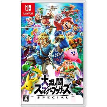 任天堂 [Switch] 大乱闘スマッシュブラザーズ SPECIAL