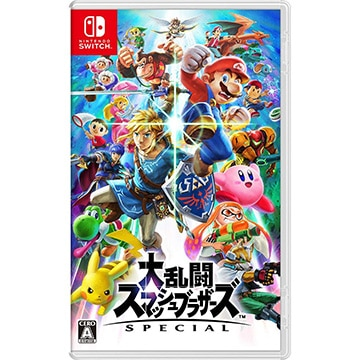 [Switch] 大乱闘スマッシュブラザーズ SPECIAL