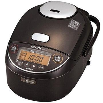 象印 圧力IH炊飯器 極め炊き 5.5合炊き ダークブラウン NP-ZG10-TD