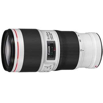 CANON EF70-200mm F4L IS II USM 2309C001