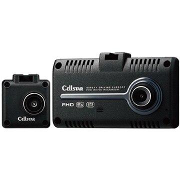 セルスター GPS内蔵一体型2カメラドライブレコーダー CSD-790FHG