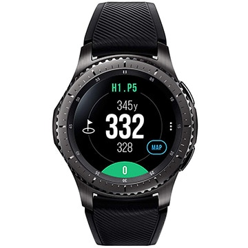 Galaxy Gear S3 frontier Golf edition
