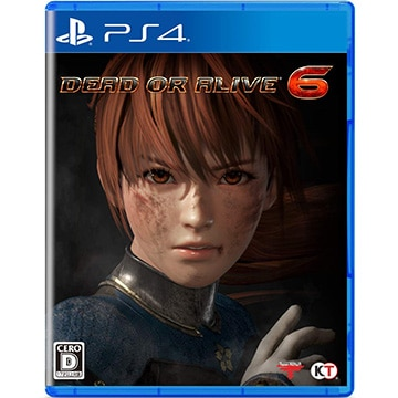 [PS4] DEAD OR ALIVE 6